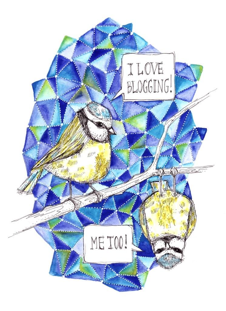 blogging-birds